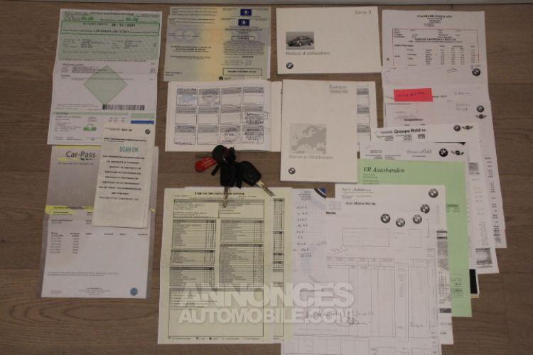 BMW Série 3 E36 328i Cabrio - <small></small> 13.900 € <small>TTC</small> - #44