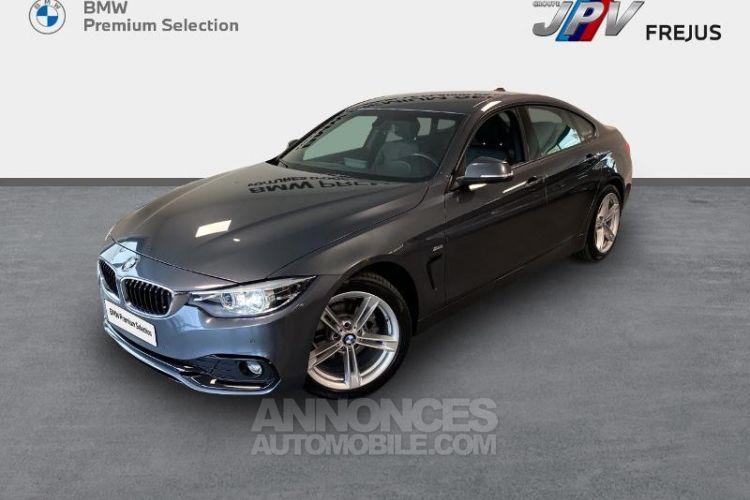 BMW Série 4 Gran Coupe 418dA 150ch Sport Euro6c - <small></small> 29.900 € <small>TTC</small> - #1