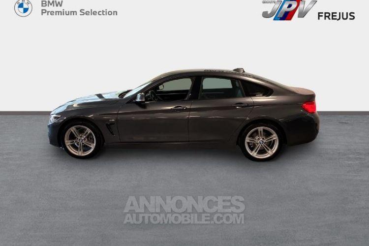 BMW Série 4 Gran Coupe 418dA 150ch Sport Euro6c - <small></small> 29.900 € <small>TTC</small> - #3