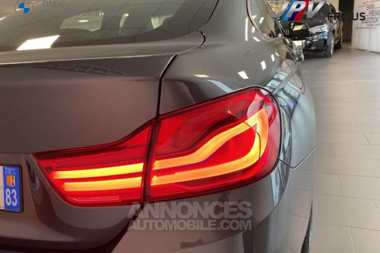 BMW Série 4 Gran Coupe 418dA 150ch Sport Euro6c - <small></small> 29.900 € <small>TTC</small> - #10