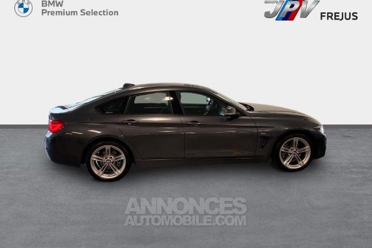 BMW Série 4 Gran Coupe 418dA 150ch Sport Euro6c - <small></small> 29.900 € <small>TTC</small> - #11