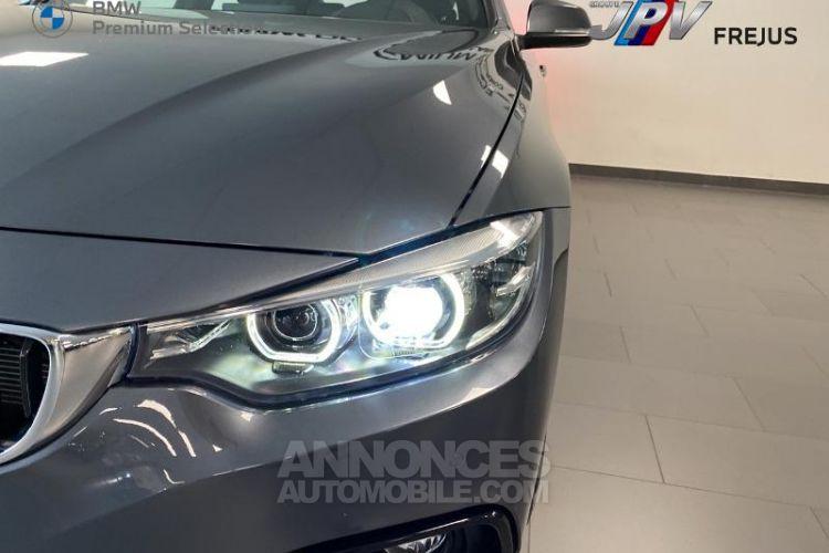 BMW Série 4 Gran Coupe 418dA 150ch Sport Euro6c - <small></small> 29.900 € <small>TTC</small> - #19