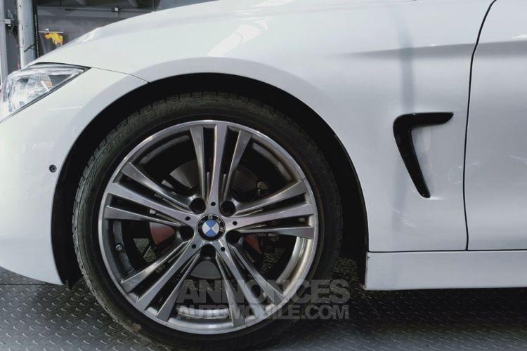 BMW Série 4 SERIE 4 (F33) CABRIOLET 430I 252 SPORT BVA8 - <small></small> 41.000 € <small>TTC</small> - #7