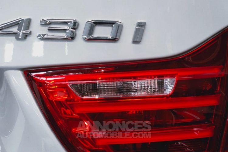 BMW Série 4 SERIE 4 (F33) CABRIOLET 430I 252 SPORT BVA8 - <small></small> 41.000 € <small>TTC</small> - #9