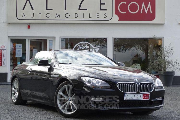 BMW Série 6 SERIE 650i Cabriolet Luxe - BVA Sport CABRIOLET F12 650i PHASE 1 - <small></small> 44.900 € <small>TTC</small> - #1