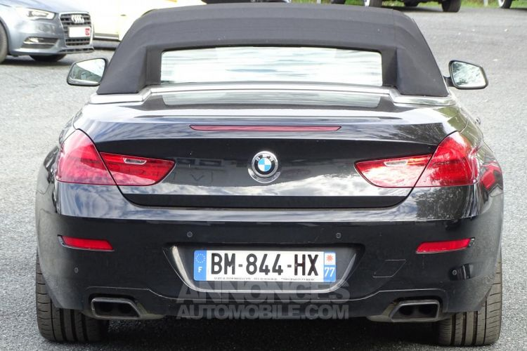 BMW Série 6 SERIE 650i Cabriolet Luxe - BVA Sport CABRIOLET F12 650i PHASE 1 - <small></small> 44.900 € <small>TTC</small> - #8