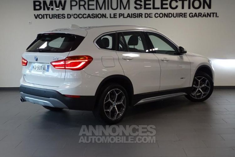 BMW X1 sDrive16d 116ch xLine - <small></small> 23.685 € <small>TTC</small> - #3