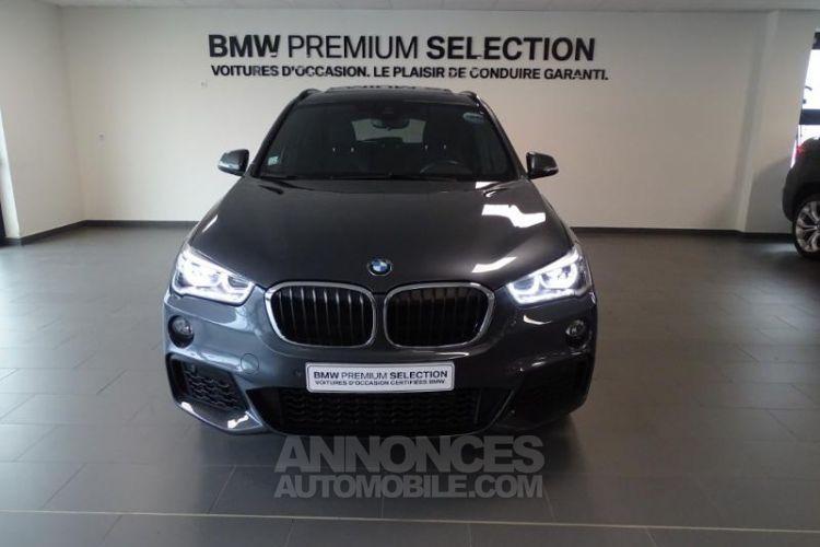 BMW X1 sDrive18dA 150ch M Sport - <small></small> 32.470 € <small>TTC</small> - #6