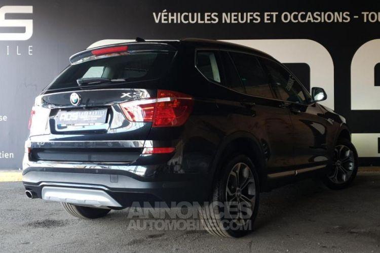 BMW X3 F25 XDRIVE20D 190CH xLine A - <small></small> 27.990 € <small>TTC</small> - #3