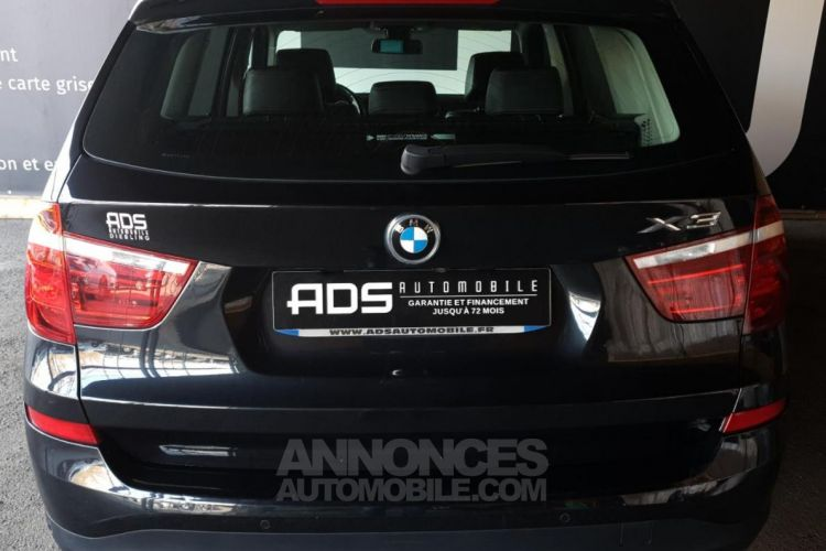BMW X3 F25 XDRIVE20D 190CH xLine A - <small></small> 27.990 € <small>TTC</small> - #27