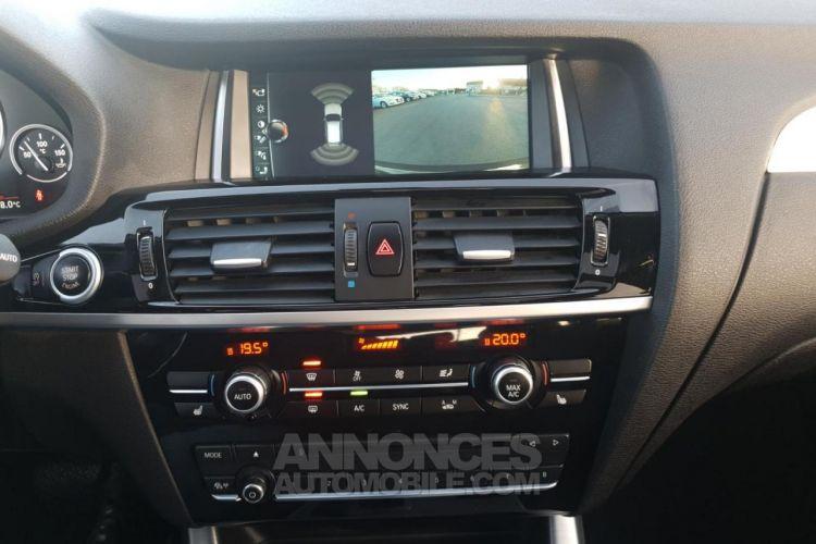 BMW X3 F25 XDRIVE20D 190CH xLine A - <small></small> 27.990 € <small>TTC</small> - #37