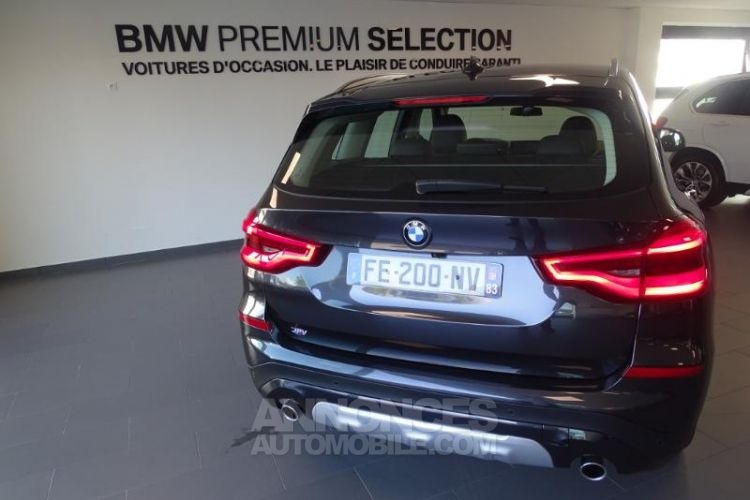 BMW X3 sDrive18d 150ch xLine Euro6c - <small></small> 38.478 € <small>TTC</small> - #12