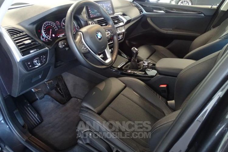 BMW X3 sDrive18d 150ch xLine Euro6c - <small></small> 38.478 € <small>TTC</small> - #13