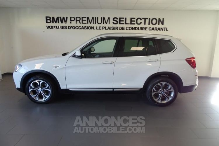 BMW X3 sDrive18d 150ch xLine Start Edition - <small></small> 29.380 € <small>TTC</small> - #4