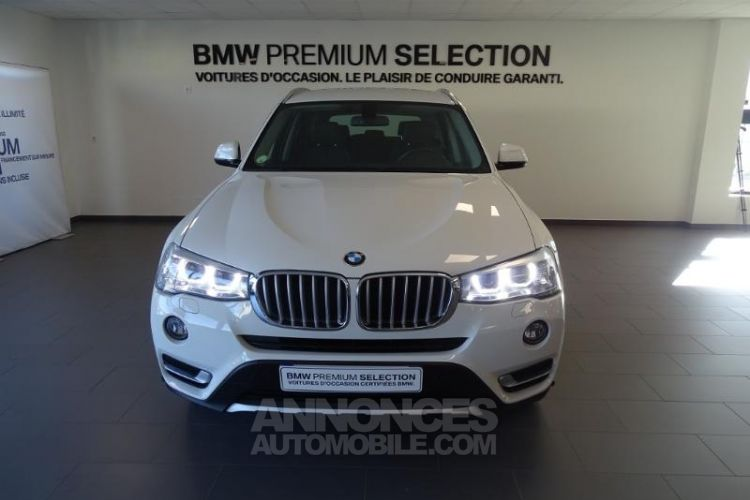 BMW X3 sDrive18d 150ch xLine Start Edition - <small></small> 29.380 € <small>TTC</small> - #5