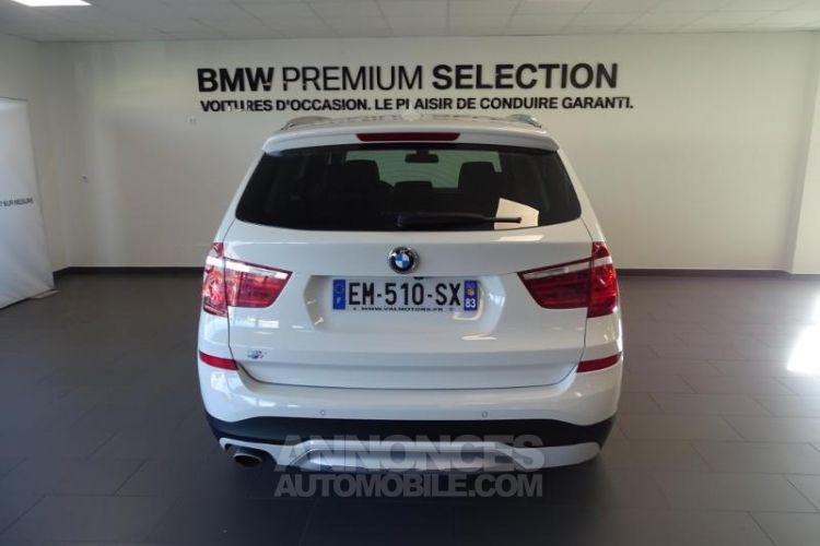 BMW X3 sDrive18d 150ch xLine Start Edition - <small></small> 29.380 € <small>TTC</small> - #6