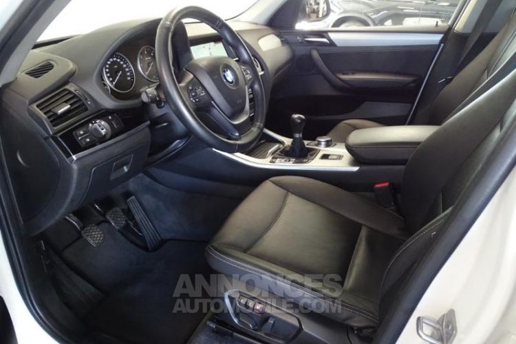 BMW X3 sDrive18d 150ch xLine Start Edition - <small></small> 29.380 € <small>TTC</small> - #8