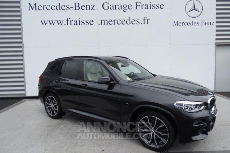 BMW X3 xDrive20dA 190ch M Sport - <small></small> 44.900 € <small>TTC</small> - #2