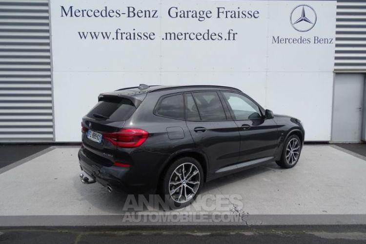 BMW X3 xDrive20dA 190ch M Sport - <small></small> 44.900 € <small>TTC</small> - #4