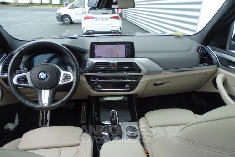 BMW X3 xDrive20dA 190ch M Sport - <small></small> 44.900 € <small>TTC</small> - #8