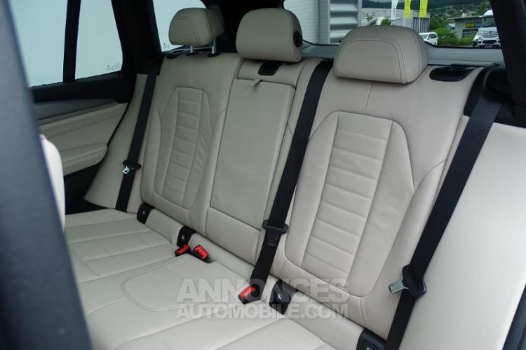 BMW X3 xDrive20dA 190ch M Sport - <small></small> 44.900 € <small>TTC</small> - #10