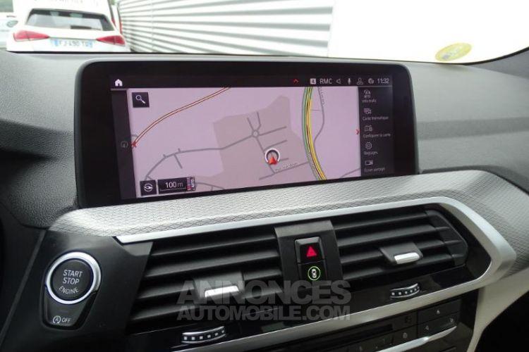 BMW X3 xDrive20dA 190ch M Sport - <small></small> 44.900 € <small>TTC</small> - #12