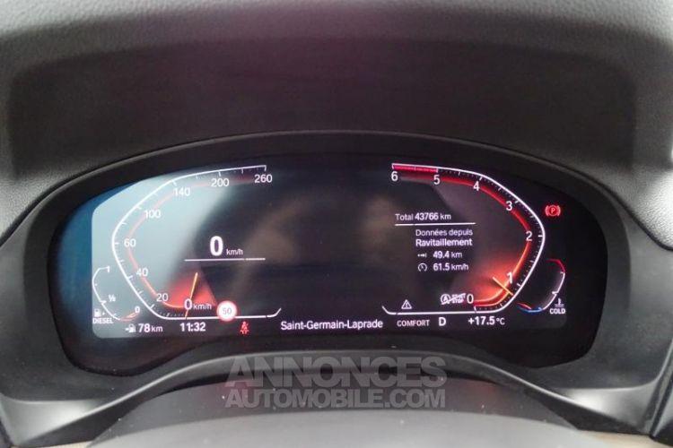 BMW X3 xDrive20dA 190ch M Sport - <small></small> 44.900 € <small>TTC</small> - #14