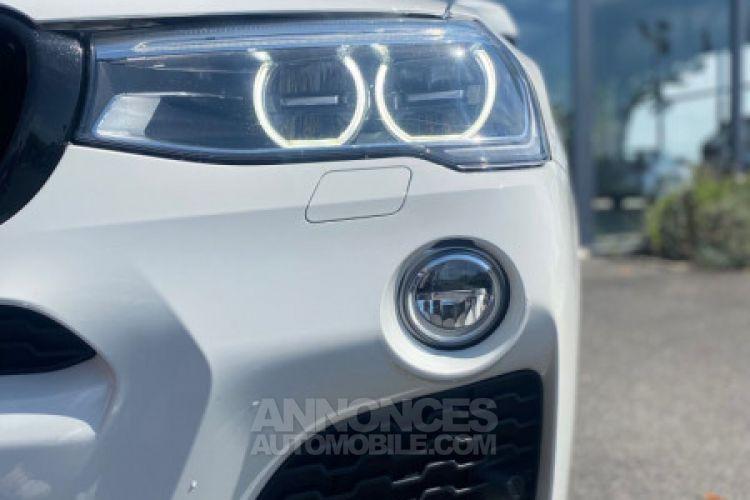 BMW X4 (F26) XDRIVE35DA 313CH M SPORT - <small></small> 34.980 € <small>TTC</small> - #2
