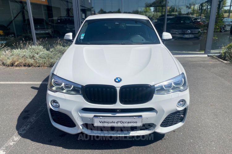 BMW X4 (F26) XDRIVE35DA 313CH M SPORT - <small></small> 34.980 € <small>TTC</small> - #4