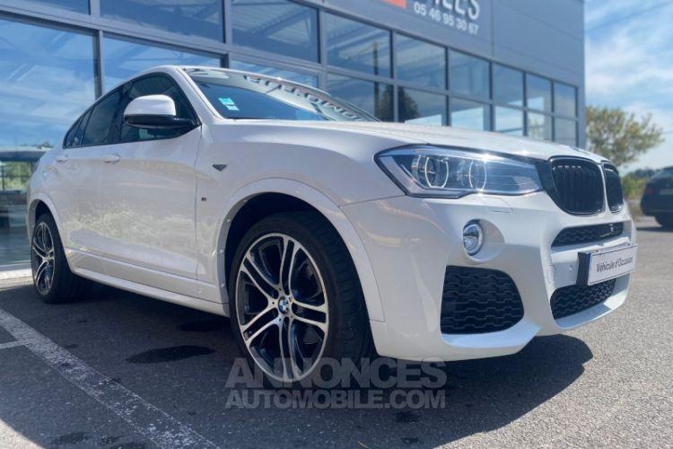BMW X4 (F26) XDRIVE35DA 313CH M SPORT - <small></small> 34.980 € <small>TTC</small> - #5