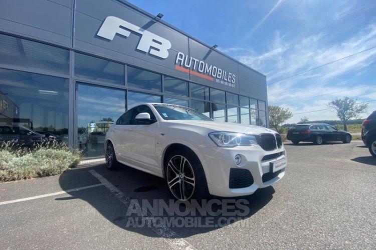 BMW X4 (F26) XDRIVE35DA 313CH M SPORT - <small></small> 34.980 € <small>TTC</small> - #7