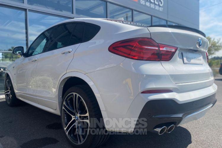 BMW X4 (F26) XDRIVE35DA 313CH M SPORT - <small></small> 34.980 € <small>TTC</small> - #12
