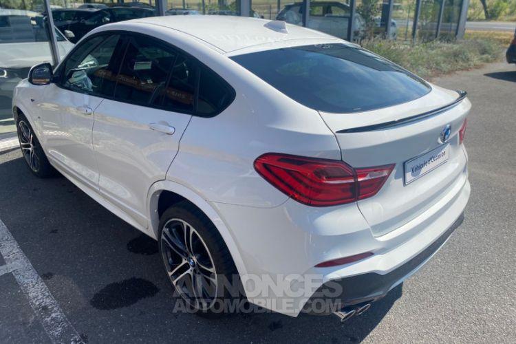 BMW X4 (F26) XDRIVE35DA 313CH M SPORT - <small></small> 34.980 € <small>TTC</small> - #13