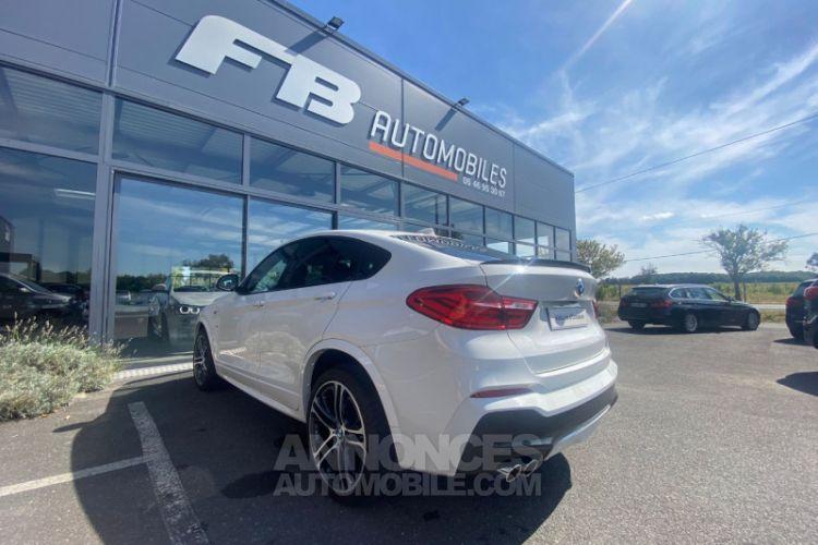 BMW X4 (F26) XDRIVE35DA 313CH M SPORT - <small></small> 34.980 € <small>TTC</small> - #14