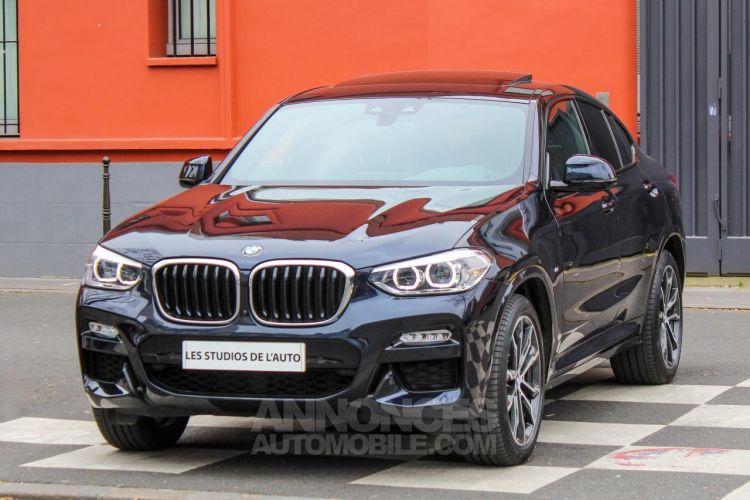 BMW X4 (G02) XDRIVE30IA 252 M SPORT - <small></small> 51.950 € <small>TTC</small> - #1