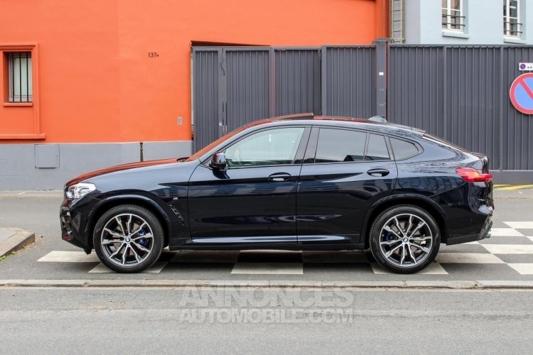 BMW X4 (G02) XDRIVE30IA 252 M SPORT - <small></small> 51.950 € <small>TTC</small> - #3