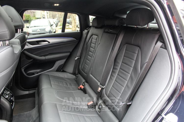 BMW X4 (G02) XDRIVE30IA 252 M SPORT - <small></small> 51.950 € <small>TTC</small> - #36