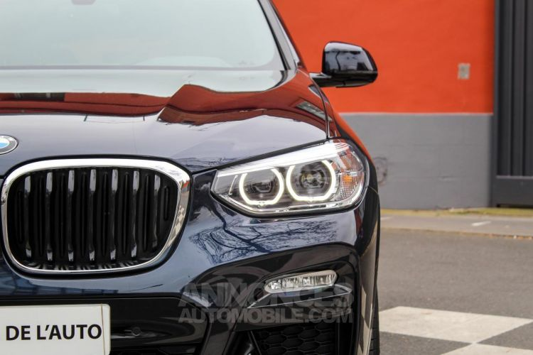 BMW X4 (G02) XDRIVE30IA 252 M SPORT - <small></small> 51.950 € <small>TTC</small> - #43