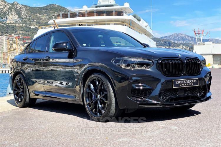 BMW X4 M COMPETITION BLACK EDITION 510 CV - MONACO - <small></small> 95.900 € <small>TTC</small> - #2