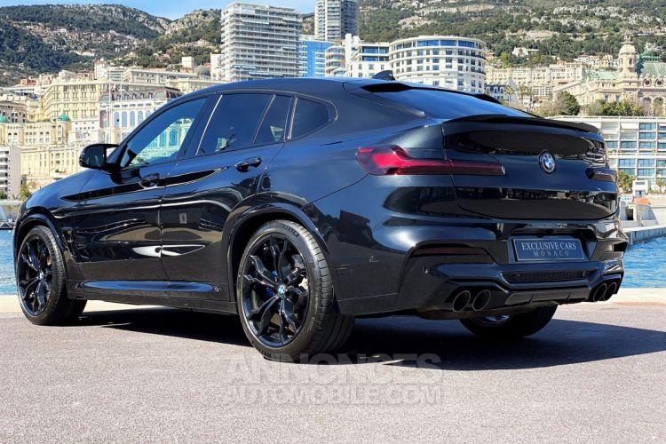 BMW X4 M COMPETITION BLACK EDITION 510 CV - MONACO - <small></small> 95.900 € <small>TTC</small> - #4