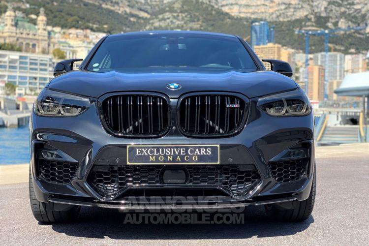 BMW X4 M COMPETITION BLACK EDITION 510 CV - MONACO - <small></small> 95.900 € <small>TTC</small> - #5