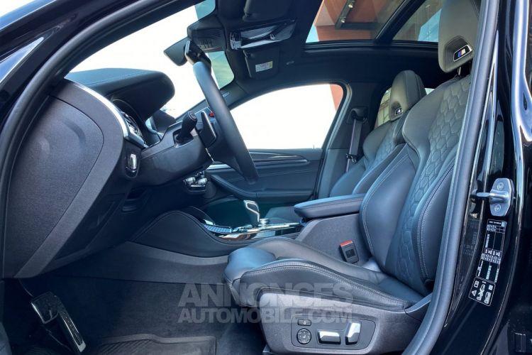 BMW X4 M COMPETITION BLACK EDITION 510 CV - MONACO - <small></small> 95.900 € <small>TTC</small> - #6