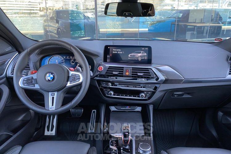 BMW X4 M COMPETITION BLACK EDITION 510 CV - MONACO - <small></small> 95.900 € <small>TTC</small> - #7