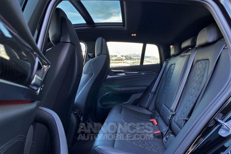 BMW X4 M COMPETITION BLACK EDITION 510 CV - MONACO - <small></small> 95.900 € <small>TTC</small> - #9