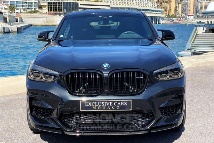 BMW X4 M COMPETITION BLACK EDITION 510 CV - MONACO - <small></small> 95.900 € <small>TTC</small> - #14