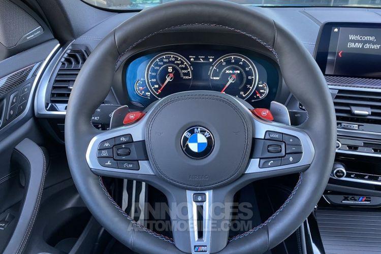 BMW X4 M COMPETITION BLACK EDITION 510 CV - MONACO - <small></small> 95.900 € <small>TTC</small> - #16