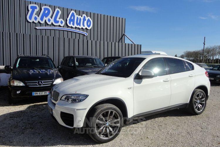 BMW X6 (E71) M50D 381CH - <small></small> 34.500 € <small>TTC</small> - #15