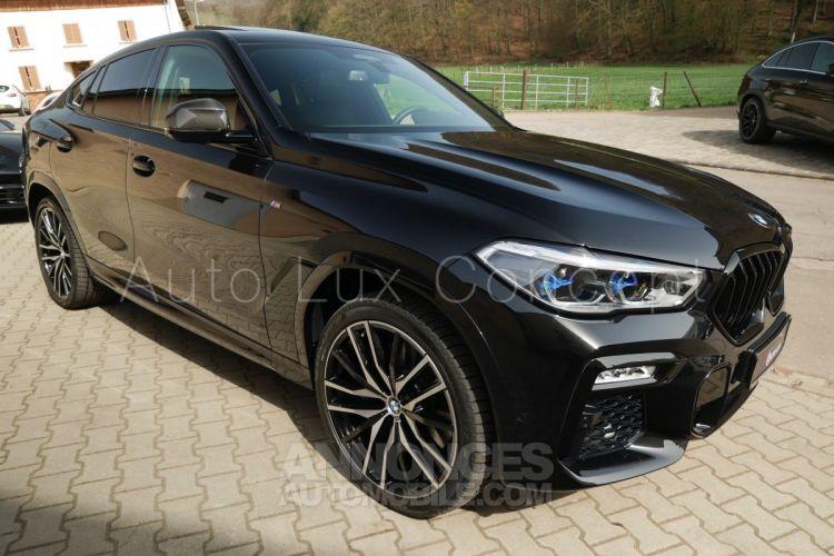 BMW X6 M50d, ACC, Caméra 360°, Pack extérieur Carbone, Toit Sky Lounge, Massage, Attelage - <small></small> 108.900 € <small>TTC</small> - #2