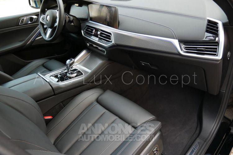 BMW X6 M50d, ACC, Caméra 360°, Pack extérieur Carbone, Toit Sky Lounge, Massage, Attelage - <small></small> 108.900 € <small>TTC</small> - #6