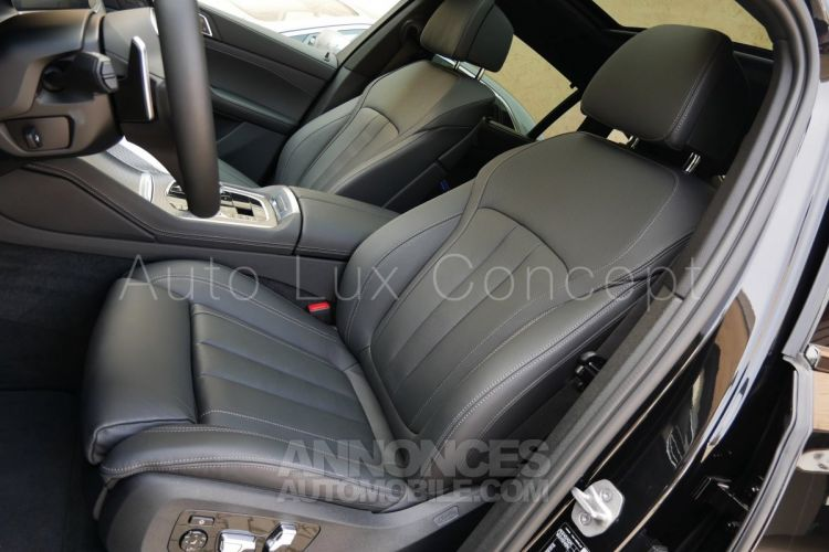 BMW X6 M50d, ACC, Caméra 360°, Pack extérieur Carbone, Toit Sky Lounge, Massage, Attelage - <small></small> 108.900 € <small>TTC</small> - #7